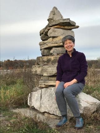 Betty and rocks (480x640)